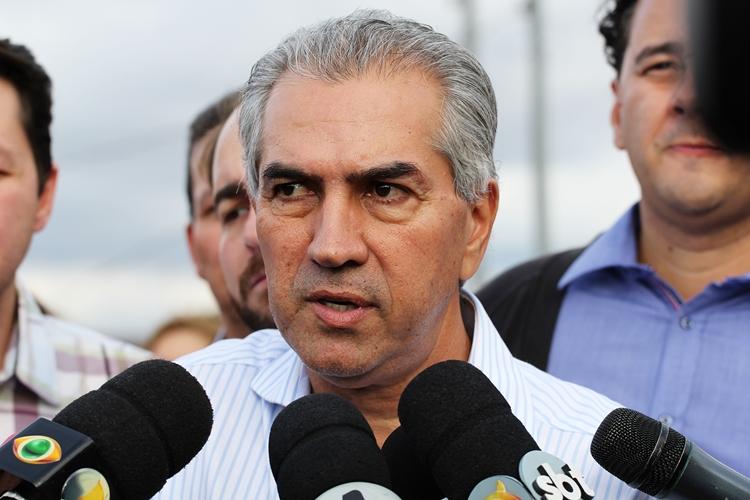 Reinaldo Azambuja. Foto: Chico Ribeiro/Divulgação
