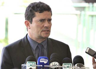 Sérgio Moro. Foto: Valter Campanato/Agência Brasil