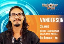 Vanderson, participante do 'BBB19'. Foto: DivulgaçãoVanderson, participante do 'BBB19'. Foto: Divulgação