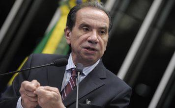 Aloysio Nunes. Foto: Pedro França/Agência Senado
