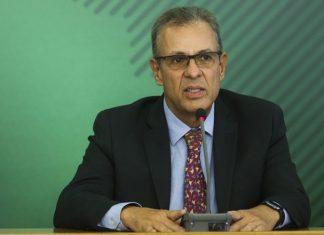 O ministro de Minas e Energia, Bento Albuquerque. Foto: Antonio Cruz/Agência Brasil