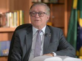 O ministro da Educação, Ricardo Vélez Rodriguez. Foto: Reprodução/MEC