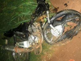 Acidente deixou dois jovens mortos. Foto: Reprodução