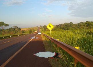 Acidente deixa dois mortos. Foto: Reprodução