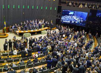 Câmara dos Deputados. Foto: Will Shutter/Câmara dos Deputados
