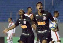 Corinthians empata com Ferroviário-CE e se classifica. Foto: Daniel Augusto Jr./Agência Corinthians