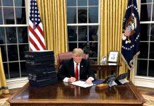 Donald Trump. Foto: Reprodução