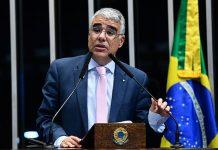 Senador Eduardo Girão. Foto: Roque de Sá/Agência Senado