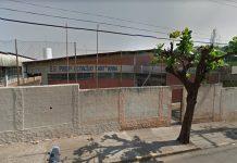 Escola estadual localizada no Parque Alto de Fátima, em Lins. Foto: Reprodução/Google Street View