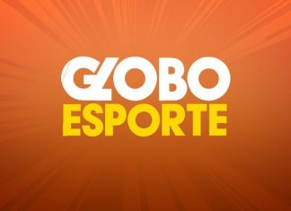 Globo Esporte. Foto: Reprodução