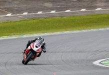 Leonardo Tamburro estreia com vitória para JC Racing Team. Foto: Luciano Sampaio/Sampa Fotos