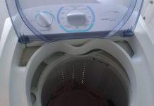 Máquina de lavar. Foto: Reprodução