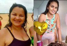 Valdiana Cardoso Sousa e Aline Maciel Cardoso de Queiroz. Foto: Reprodução