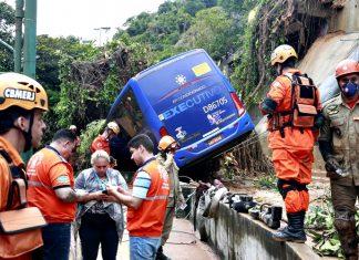 Danos causados pelo temporal no Rio. Foto: Tânia Rêgo/Agência Brasil