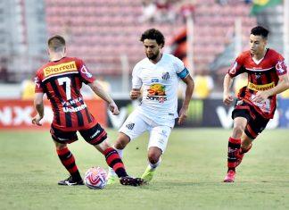Ituano venceu o Santos. Foto: Facebook/Reprodução
