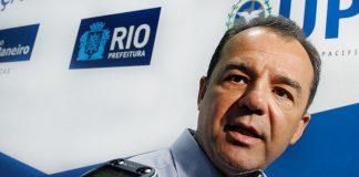 Sérgio Cabral. Foto: Carlos Magno/Governo do Rio de Janeiro