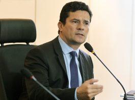 Sérgio Moro. Foto: Isaac Amorim/Ministério da Justiça e Segurança Pública