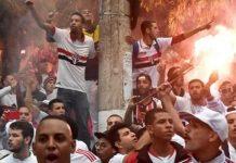 Torcida do São Paulo. Foto: Reprodução