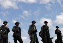 Tensão na Venezuela. Foto: Reprodução