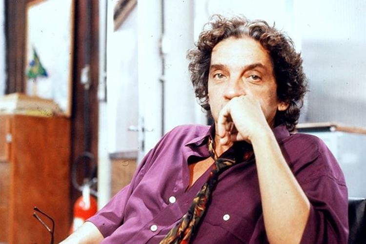 Domingos Oliveira. Foto: Jorge Baumann/TV Globo