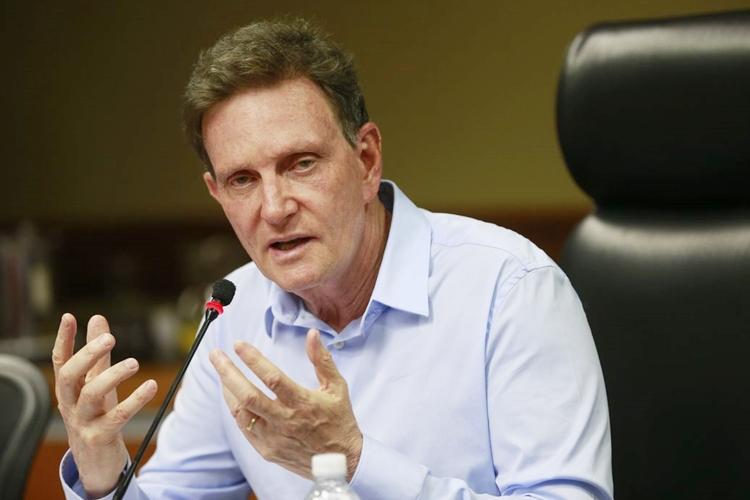 Marcelo Crivella. Foto: Fernando Frazão/Agência Brasil