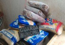 Alguns produtos foram recuperados. Foto: Reprodução