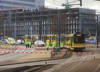 Local foi siolado pelas autoridades. Foto: Reprodução
