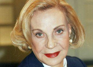 A atriz Márcia Real. Foto: TV Globo/Reprodução