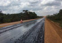 Trecho da BR-163, no Pará. Foto: Dnit/Reprodução
