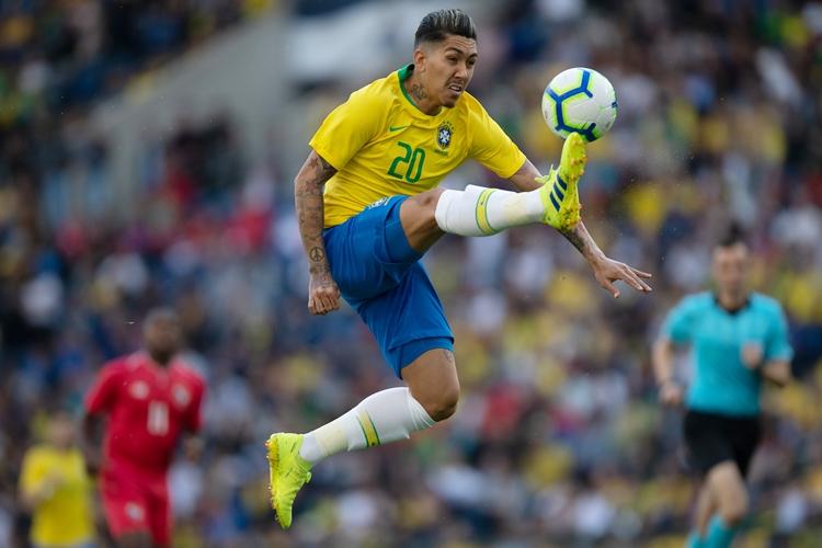Brasil fica no empate com o Panamá. Foto: Pedro Martins/MowaPress