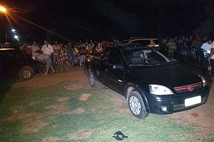 Homem atropelou e matou namorada em Caarapó. Foto: Adilson Domingos/Reprodução