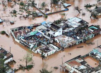 Passagem de ciclone deixa mais de 700 mortos. Foto: Reprodução
