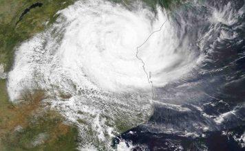 Ciclone Idai: pelo menos 150 mortos na África. Foto: Reprodução