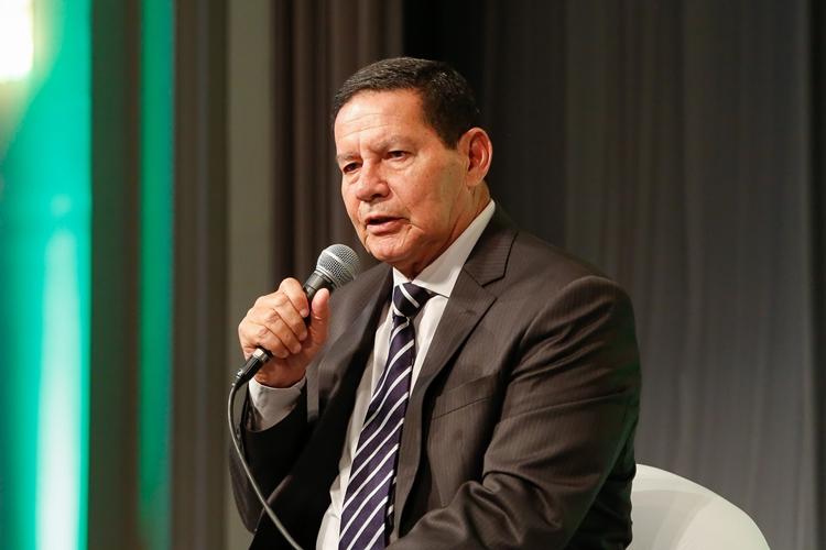 Hamilton Mourrão. Foto: Romério Cunha/VPR