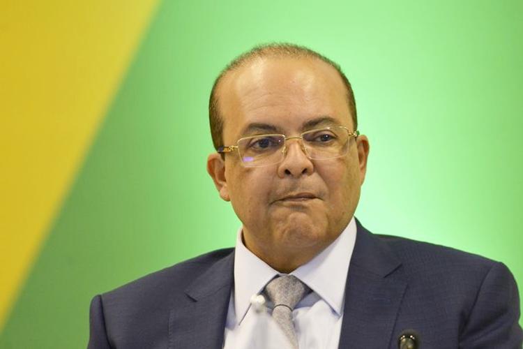 Governador Ibaneis Rocha. Foto: Marcelo Camargo/Agência Brasil