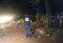 Indígena foi morto a golpes de facão em Dourados. Foto: Sidnei Bronka/Ligado na Notícia/Reprodução