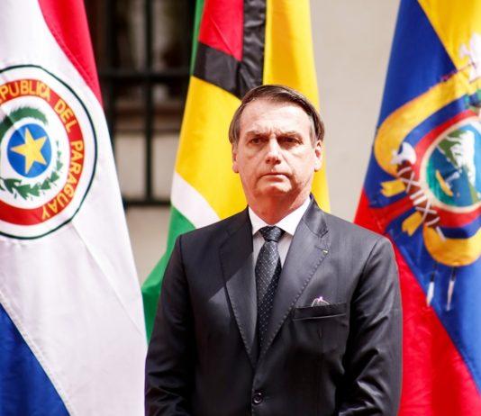 Jair Bolsonaro. Foto: José Dias/PR
