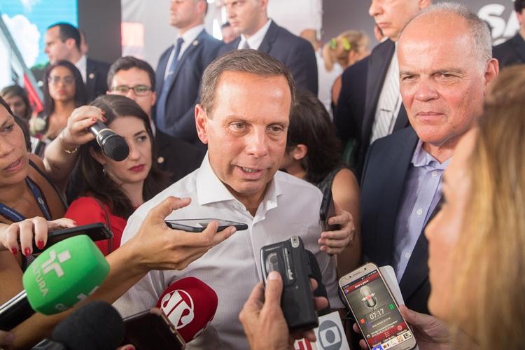 O governador do Estado de São Paulo, João Doria. Foto: Governo do Estado de São Paulo