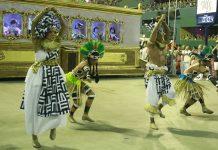 Mangueira é a campeã do carnaval carioca de 2019. Foto: Tomaz Silva/Agência Brasil