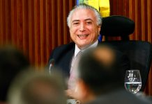 Ex-presidente Michel Temer. Foto: Marcos Corrêa/PR