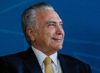 Michel Temer. Foto: Marcos Corrêa/PR