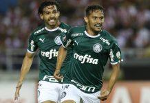 Palmeiras vence o Novorizontino. Foto: Cesar Greco/Agência Palmeiras