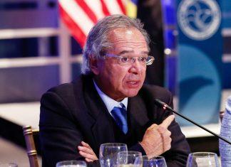 Ministro da Economia, Paulo Guedes. Foto: Alan Santos/PR