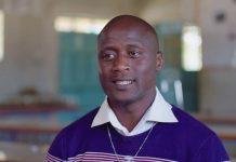 O professor queniano Peter Tabichi venceu o Global Teacher Prize 2019. Foto: Divulgação