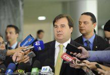 Presidente da Câmara dos Deputados, Rodrigo Maia. Foto: Luis Macedo/Câmara dos Deputados
