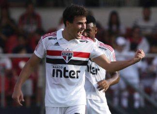 Em tarde especial de Igor Gomes, Tricolor bate o Ituano. Foto: Rubens Chiri/São Paulo