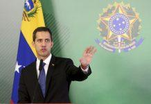 Juan Guaidó. Foto: Wilson Dias/Agência Brasil