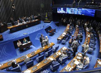 Senado Federal. Foto: Jonas Pereira/Agência Senado