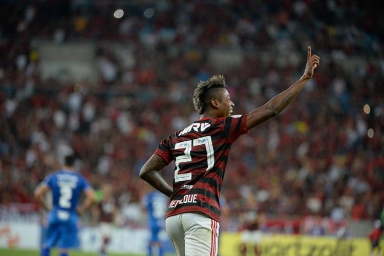 Flamengo vence por 3 a 1. Foto: Flamengo/Divulgação