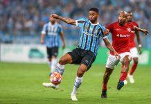 Grêmio e Inter fizeram a final do Gauchão. Foto: Lucas Uebel/Grêmio